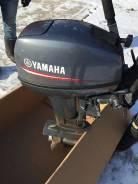 Лодочный мотор Yamaha 9.9лс. Состояние нового. 2014 год! Япония