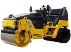 Sakai TW352. Комбинированный каток -1