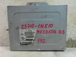 Блок управления efi  Nissan Pulsar HNN15 SR18DE MEC-D506  237101N510