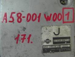 Блок управления АКПП Nissan Terrano PR50 TD27ETI 31036-0W716