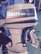 Лодочный мотор Ямаха 90 (Yamaha 90) продам во Владивостоке