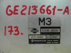 Блок переключения кпп  Nissan Cefiro PA32 VQ25-DE 31036-35U00