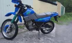 Yamaha XT 400, 1998