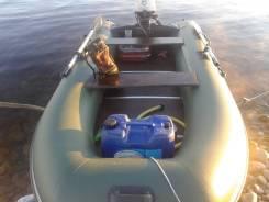 Лодка капитан т 300