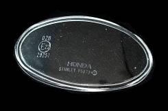 Стекло противотуманной фары Honda Accord 02-> лев