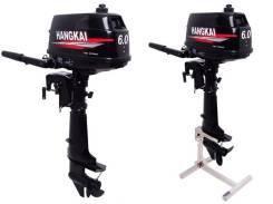 Лодочный мотор Hangkai 6.0