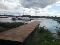Понтон паук для катера, площадки для отдыха на воде, причальные пальцы