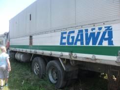 Продается грузовик Hino FR после дтп по запчястям мотор в рaзборе