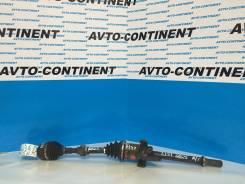 Привод правый передний QR25 на Nissan Teana TNJ31 4WD