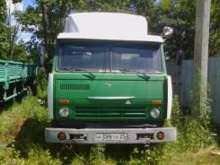 Камаз 5410, 1989
