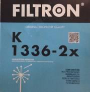 Фильтр салона, комплект K1336-2X Filtron BMW X3 X4