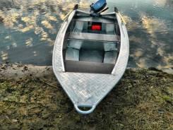 Wyatboat. 2019 год, длина 4,00м., двигатель без двигателя, 15,00л.с., бензин. Под заказ