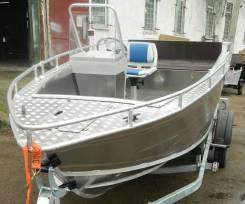 Wyatboat. 2019 год, длина 5,04м., двигатель без двигателя, 66,00л.с., бензин. Под заказ