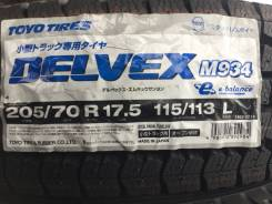Made in Japan Toyo Delvex M934, 205/70R17.5 115/113L