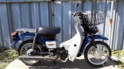 Suzuki Birdie 50, 2008