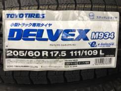 Toyo Delvex M934, 205/60R17.5 111/109L