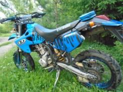 Kawasaki KLX 250S, 1998