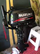 Продам Мотор лодочный Suzuki DF5S 2014г. на гарантии
