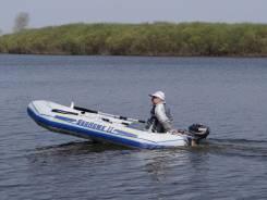 Лодка ПВХ Seahawk 2 с мотором 3,5 л/с
