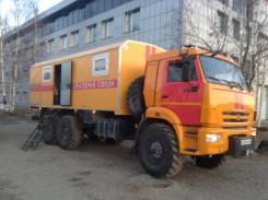 Уралспецтранс Камаз 43118-3078-24 , 2013
