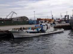 Продается рыболовная шхуна для работы на ставном неводе