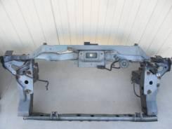 Рамка радиатора Nissan Note, E11/E11E/NE11/ZE11, HR15DE/HR16DE