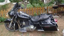 Harley-Davidson Touring Street Glide, 2009