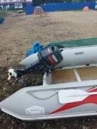 Лодка пвх Badger 420