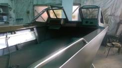 Продам алюминиевые лодки Самурай новые (производство Владивосток)
