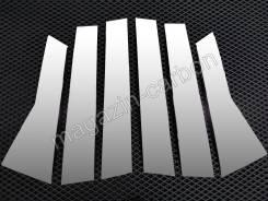 Молдинги дверей Honda CRV 2012-2017 (RM)