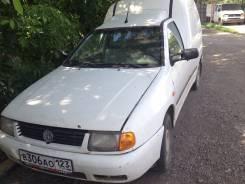 Volkswagen Caddy, 2001