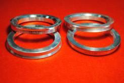 Кольцо центровочное 56.1-73.1 (алюминий ). Fit, Subaru Legacy, Forester