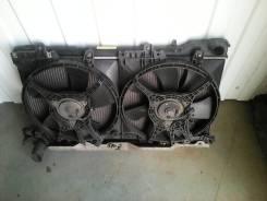 Вентилятор охлаждения радиатора Subaru Forester SF5 EJ20
