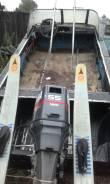"""Продам лодку """"казанка 5М-3"""" в хорошем состоянии с подвесным мотором"""