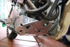 Защита двигателя на Honda XR 250 Р. Ф.