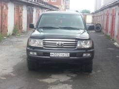 Toyota lc100vx, 2006