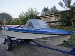 Продам Казанка 5м+Yamaha 55