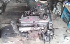 Двигатель в сборе. Mitsubishi Libero, CD8W 4D68