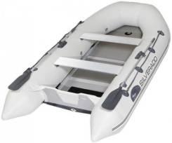 Новая корейская лодка silverado 31А с надувным дном Air Deck