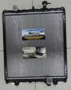 Радиатор двигателя / D4DA / County / 253015K100 / 253015K201 / 253015K203