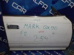 Дверь Toyota Mark 2, правая передняя