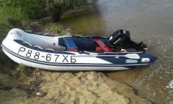 Forward. 2010 год, длина 3,80м., двигатель подвесной, 30,00л.с., бензин
