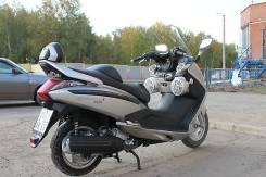 Sym GTS 300 i, 2012