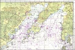 Морская электронная карта залива Петра Великого для Garmin