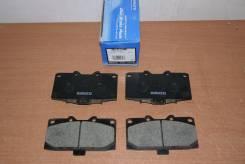 Колодки тормозные дисковые передние Akebono для Subaru Forester