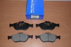 Колодки тормозные Akebono Demio, Verisa DY3W, DY5W, DC5W, DC5R '02- F