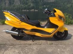Suzuki Skywave 250, 2010