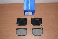 Колодки тормозные задние Akebono Subaru Impreza GG#, Nissan Skyline