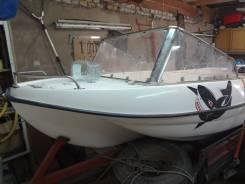 Лодка Laker 410 и мотор Allpass