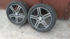 Продам 2 колеса с резиной R 18